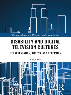 cover image of Disability and Digital Television Cultures
