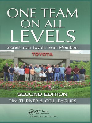 cover image of One Team on All Levels