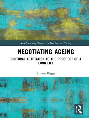 cover image of Negotiating Ageing