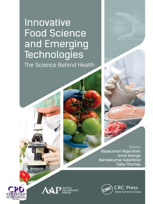 cover image of Innovative Food Science and Emerging Technologies