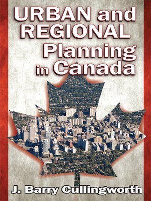 cover image of Urban and Regional Planning in Canada