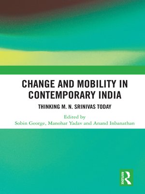cover image of Change and Mobility in Contemporary India