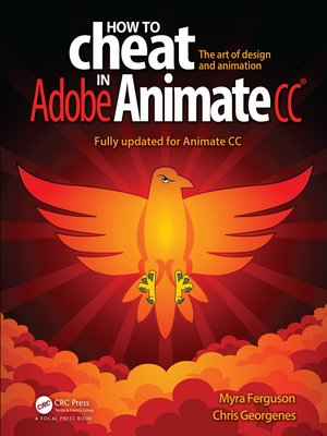 cover image of How to Cheat in Adobe Animate CC