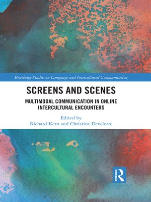 cover image of Screens and Scenes