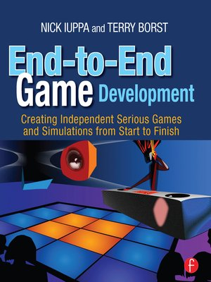 cover image of End-to-End Game Development