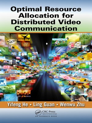 cover image of Optimal Resource Allocation for Distributed Video Communication