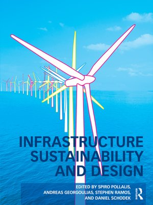 cover image of Infrastructure Sustainability and Design