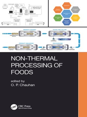 cover image of Non-thermal Processing of Foods