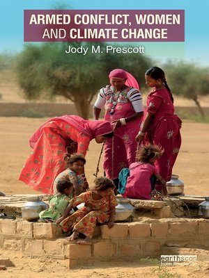 cover image of Armed Conflict, Women and Climate Change