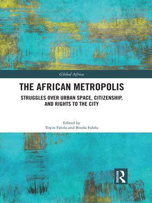 cover image of The African Metropolis