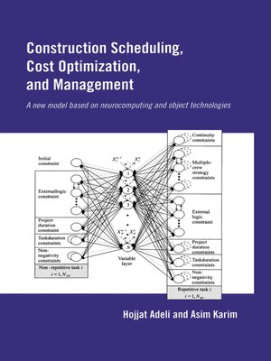 cover image of Construction Scheduling, Cost Optimization and Management