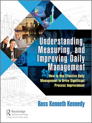 cover image of Understanding, Measuring, and Improving Daily Management