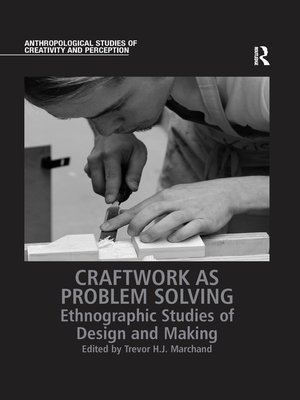 cover image of Craftwork as Problem Solving