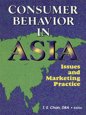 cover image of Consumer Behavior in Asia
