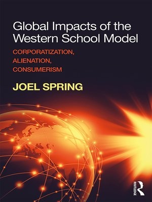 cover image of Global Impacts of the Western School Model