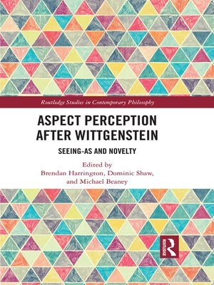 cover image of Aspect Perception after Wittgenstein