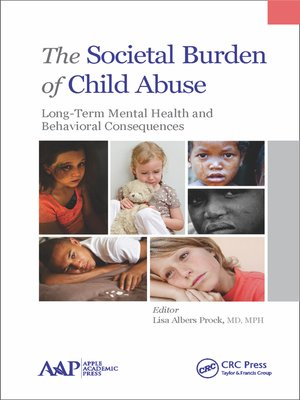 cover image of The Societal Burden of Child Abuse
