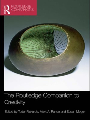 cover image of The Routledge Companion to Creativity