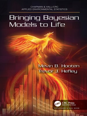 cover image of Bringing Bayesian Models to Life