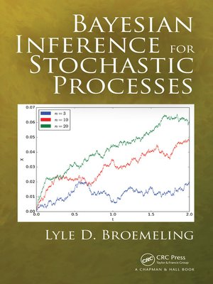 cover image of Bayesian Inference for Stochastic Processes