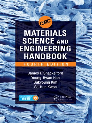 cover image of CRC Materials Science and Engineering Handbook