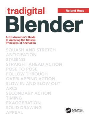 cover image of Tradigital Blender