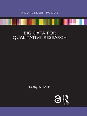 cover image of Big Data for Qualitative Research