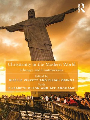 cover image of Christianity in the Modern World