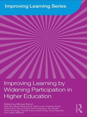 cover image of Improving Learning by Widening Participation in Higher Education