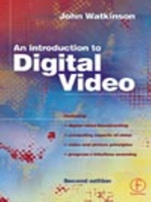 cover image of Introduction to Digital Video