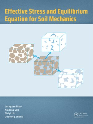 cover image of Effective Stress and Equilibrium Equation for Soil Mechanics