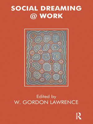cover image of Social Dreaming @ Work
