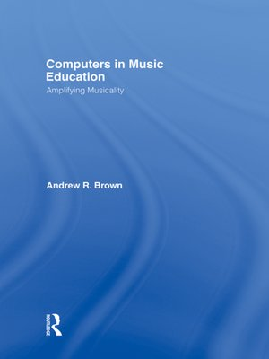cover image of Computers in Music Education