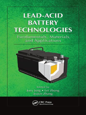 cover image of Lead-Acid Battery Technologies