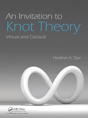 cover image of An Invitation to Knot Theory