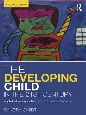 cover image of The Developing Child in the 21st Century