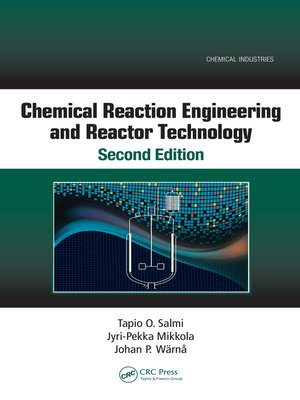 cover image of Chemical Reaction Engineering and Reactor Technology