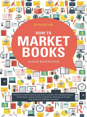 cover image of How to Market Books