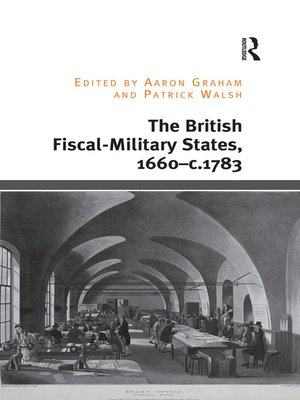 cover image of The British Fiscal-Military States, 1660-c.1783