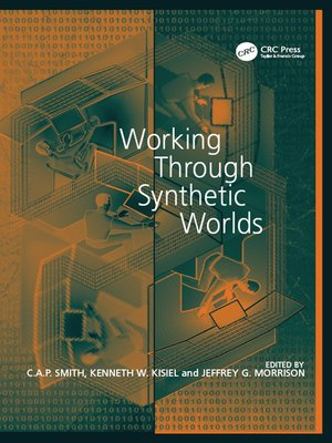 cover image of Working Through Synthetic Worlds