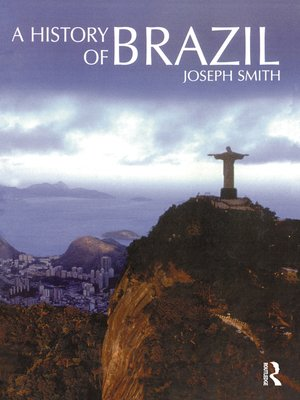 cover image of A History of Brazil