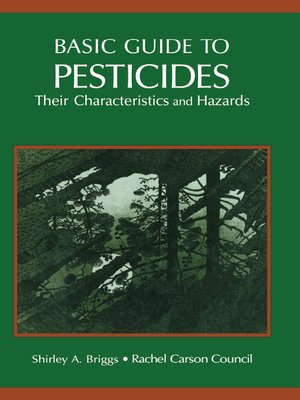 cover image of Basic Guide to Pesticides