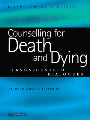 cover image of Counselling for Death and Dying