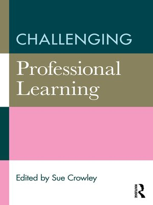 cover image of Challenging Professional Learning