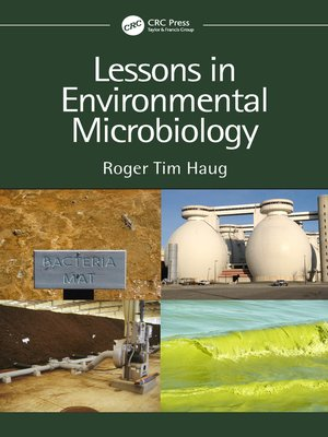 cover image of Lessons in Environmental Microbiology