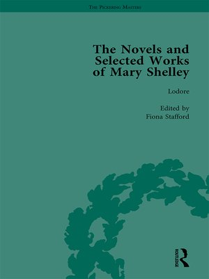 cover image of The Novels and Selected Works of Mary Shelley Vol 6