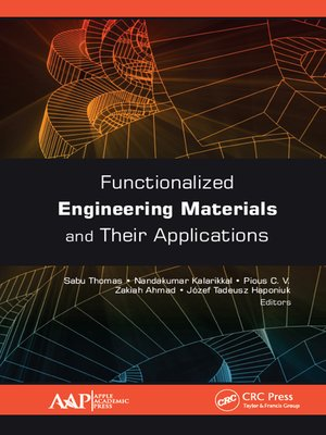 cover image of Functionalized Engineering Materials and Their Applications
