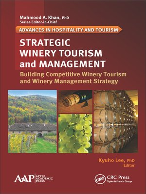 cover image of Strategic Winery Tourism and Management
