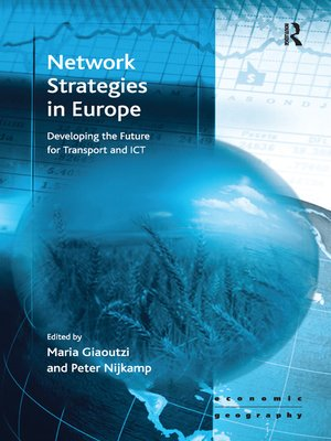 cover image of Network Strategies in Europe