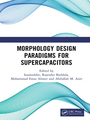 cover image of Morphology Design Paradigms for Supercapacitors